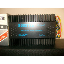 Amplificador Tojo Ab 1800