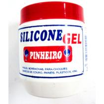 Silicone Em Pasta Gel P/ Dar Brilho No Carro E Borrachas