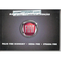 Manual Proprietário Palio Fire Economy Siena Strada 2010