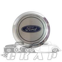 Tampa Radiador Ford Alumínio 16lbs - Maverick Galaxie Billet