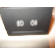 Botão De Farol De Milha E Neblina Do Gol G5 E Voyage Painel