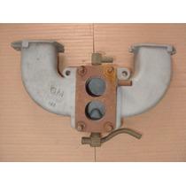 Carburador (coletor P/ Solex 34seie 2500cc 4cil. Álcool)