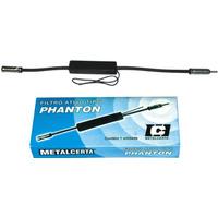 Filtro Ativo Adaptador Phanton Universal - Metalcerta