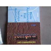 Fiat Tempra Manual Do Proprietario Original
