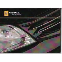 Manual Proprietário Renault Logan 2009 C/suplementos E Bolsi