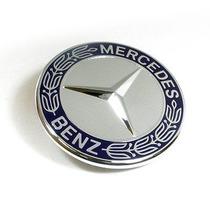 Emblema Capô Original Mercedes Ml500/ 450slc/ L320/ 380sl