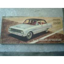 Ford Falcon Futura Manual Do Proprietário Original
