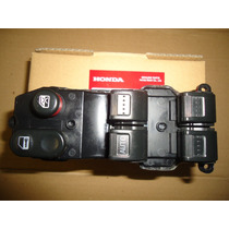 Interruptor De Vidro Honda Fit 2003 2004 2005 Original Novo
