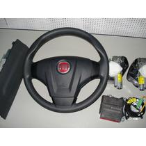 Kit D Airbag Air Bag D Palio Siena Strada 2013 Modulo Painel