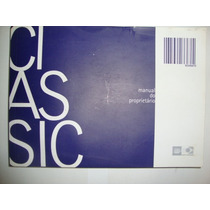 Manual Do Proprietario Gm Corsa Classic 1.0/1.6 2005