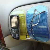 Almofada Mágica Anti-slip Pad Em Gel Antiderrapante P/ Carro