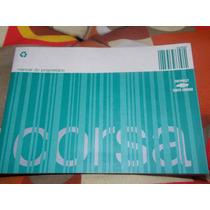 Manual Do Proprietário Corsa 2008
