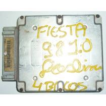 Módulo Injeção Fiesta 1.0 Endura 97fb-12a650-ta Tico