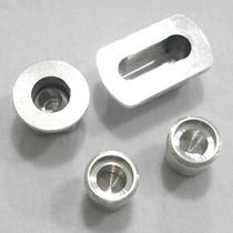 Kit Bucha Trambulador Vw Ap Aluminio Billet
