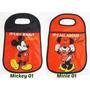 Lixeira Lixo Carro Mickey Minnie Disney Minie Lixeirinha