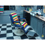 Mantas Mexicanas Fusca Rat Kombi C10 Barber Shopdecoração