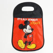 Lixeira Lixo Carro Mickey Mouse Disney Minie Lixeirinha