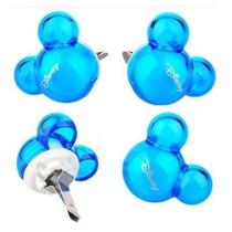 Aromatizador Perfume Para Carros Mickey Disney-azul