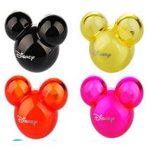 Aromatizador Perfume Para Carros Mickey Disney-laranja