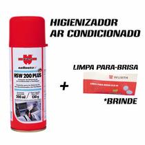 Hsw 200 Higienizador De Ar Condicionado Wurth 200 Ml Spray