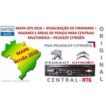 Atualização 2016 Gps + Radares 2016 Peugeot 308 408 3008 Rcz