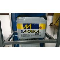 Bateria Moura 60 Amp - 60gd - Positivo Lado Direito