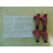 Bico Ingetor Fiat Palio, Punto, Siena 1.4 Flex Original