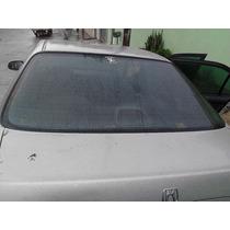 Vidro Vigia Tarseiro Do Honda Civic Lx 96/00