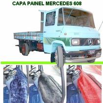 Capa De Painel Para Caminhão Mb 608