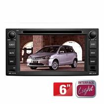 Multimídia Compatível Com Toyota Etios, Hilux Prado, Corolla
