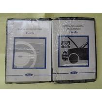 Manual Proprietario Original - Ford Fiesta 2002 Completo