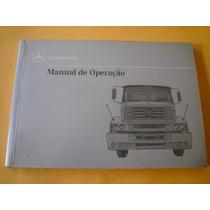 Manual Operação Mercedes 96 Caminhões Médios E Semipesados