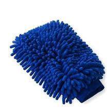 Luva Para Lavar Carro Limpeza Doméstica Microfibra