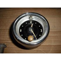 Relógio Original Do Painel Do Chevrolet 1951, Funcionando.