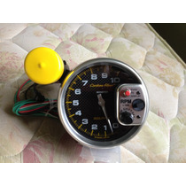 Contagiros Autometer Carbon Fiber + Modulo Rpm