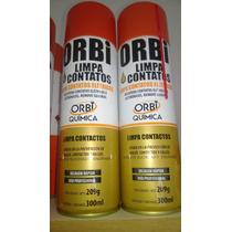 Limpa Contatos Eletricos - Orbi Original Spray (preço 4 Pçs)