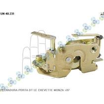 Fechadura Porta Dianteira Esquerda Chevette ./87 - Universal