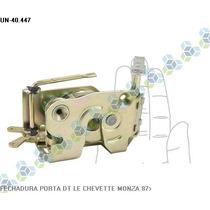 Fechadura Porta Esquerda Monza 87/... - Universal
