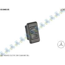Interrruptor Vidro Elétrico Caminhão Mercedes Benz - Kostal