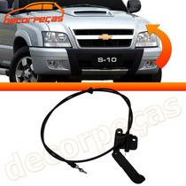 Cabo Abertura Capo S10 Blazer 95 - 11 C/ Alavanca Original