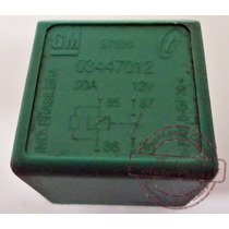 Rele D Compressor D Ar Cond Alarme Temp 03447012 Corsa Astra