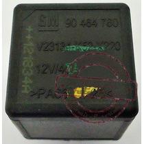 Rele Da Bomba D Combustível 90464760 P Gm Corsa Astra Vectra