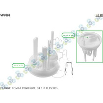 Flange Bomba Combustivel Gol Flex Bosch - Vp