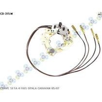 Chave Seta Opala C/ 4 Fios 85/87 - Amefil