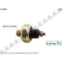 Interruptor Pressão De Óleo Mb 1517 Diesel 86/87 - Vdo