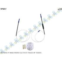 Reparo Máquina Vidro Eletrico Dianteiro Palio 4 Portas - Vp