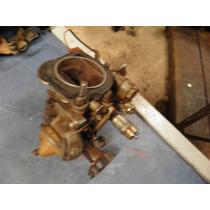 Carburador Uno 1 Estágio Weber