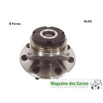 Cubo De Roda Dianteiro C/ Rolamento F4000 4x2 98/... 8 Furos