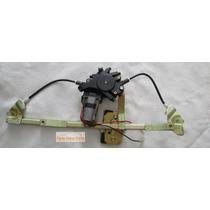 Máquina De Vidro Golf 95/98 C/ Motor Esquerda Traseira