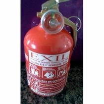 Extintor De Incêndio Automotivo Abc Gordinho Aprov. Inmetro
